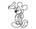 米老鼠简笔画图片
