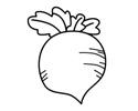 简单生动的萝卜简笔画图片及步骤