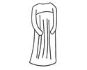 裙子简笔画的简单画法图片