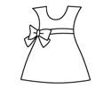裙子简笔画的步骤画法